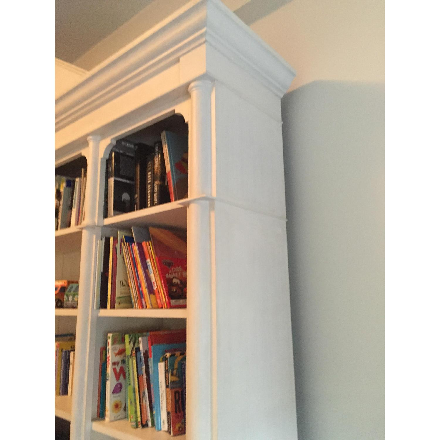 ABC Carpet & Home Toad Hill Collection Bookcase w/ TV Shelf - image-2