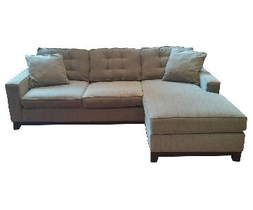 Bloomingdale's Signature Collection Sofa
