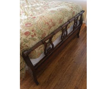 Drexel 1953 Mid-Century Traditional Full/Queen Footboard