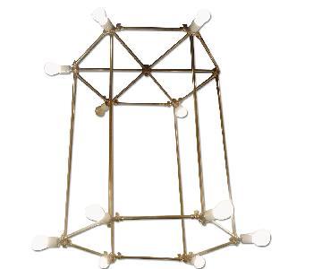 Hexagon Pendant Lamp