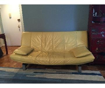 DDC Leather Futon