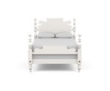 Ethan Allen Custom Quincy Bed