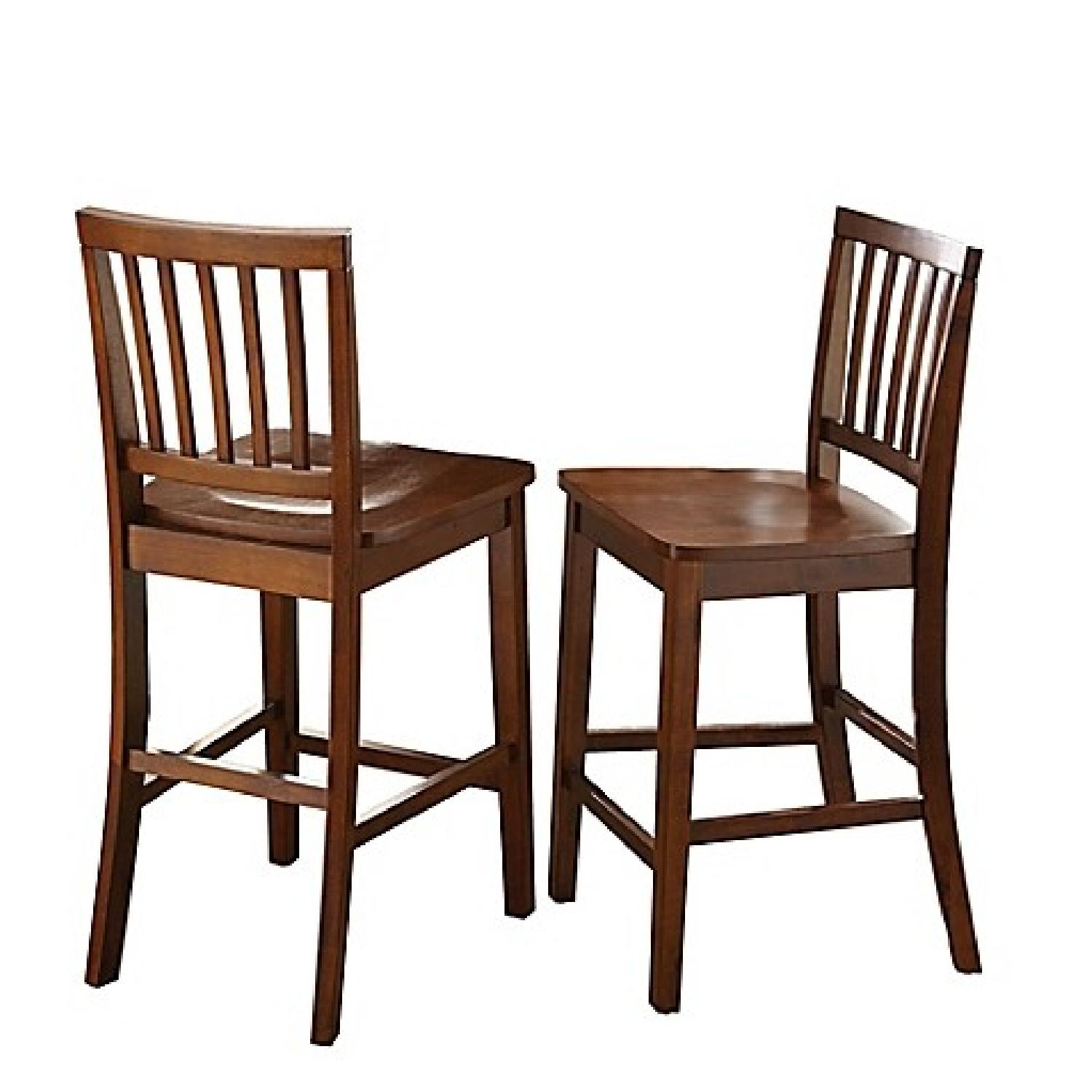 Steve Silver Co.Branson Espresso Counter Height Dining Chair