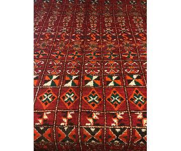 Handmade Berber Moroccan Carpet