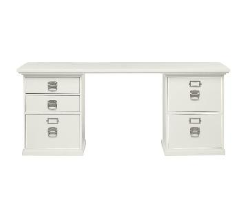Pottery Barn Bedford Desk