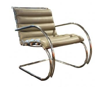 Knoll Mies van der Rohe Mr. Lounge Chair