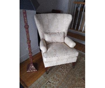 Pearson Co. High Back Wing Chair