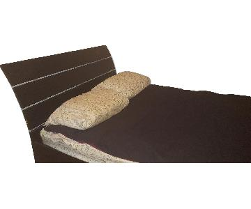 Black Queen Size Bed Frame