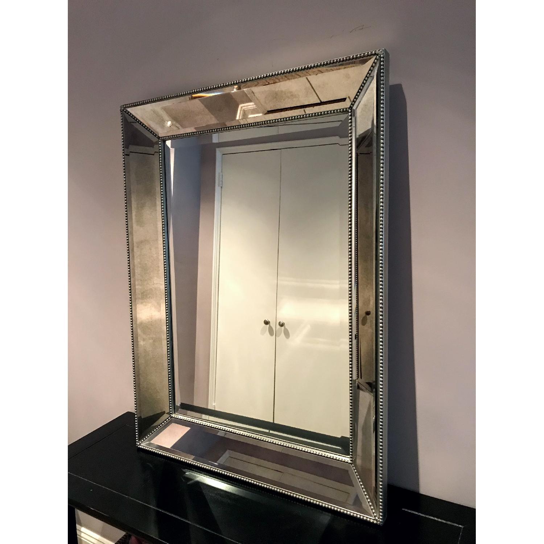 Restoration Hardware Venetian Beaded Mirror-0
