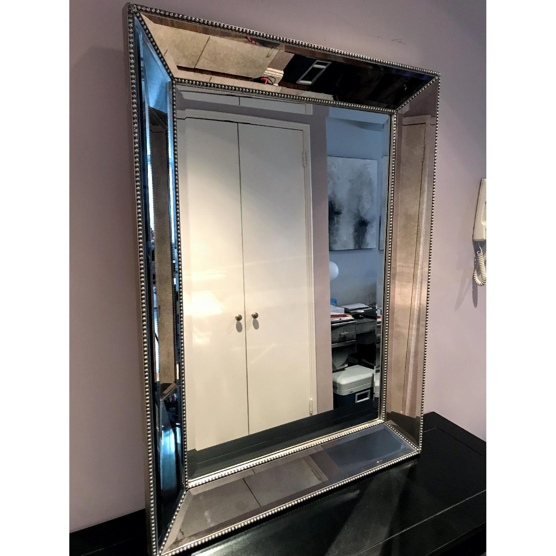 Restoration Hardware Venetian Beaded Mirror-1