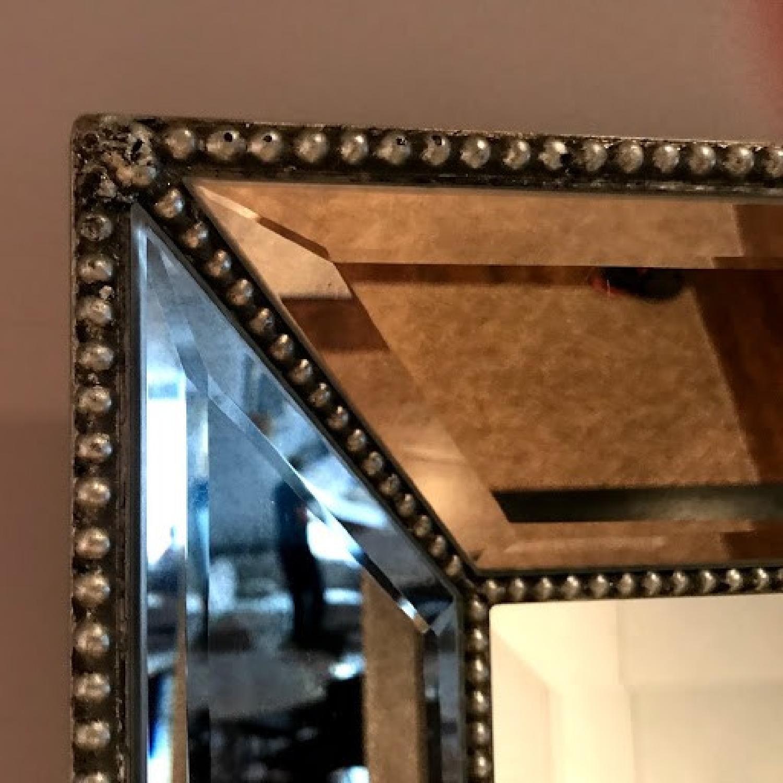 Restoration Hardware Venetian Beaded Mirror-2