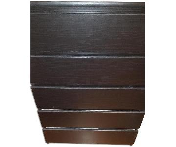 Tall 5 Drawer Dresser