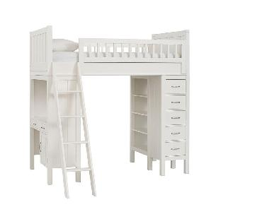 Pottery Barn Camp Twin Bunk Bed