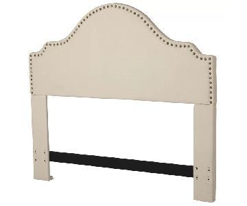 Clara Upholstered Panel Headboard
