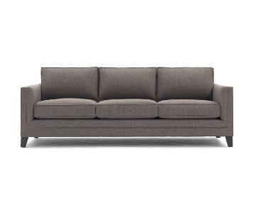 Mitchell Gold + Bob Williams Tweed Sofa