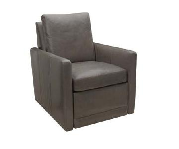 Lee Industries Leather Recliner