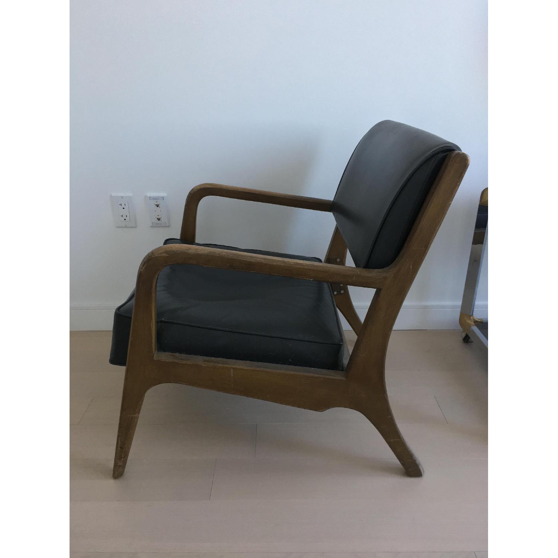 Mid Century Modern Danish Scandinavian Design Armchair-0