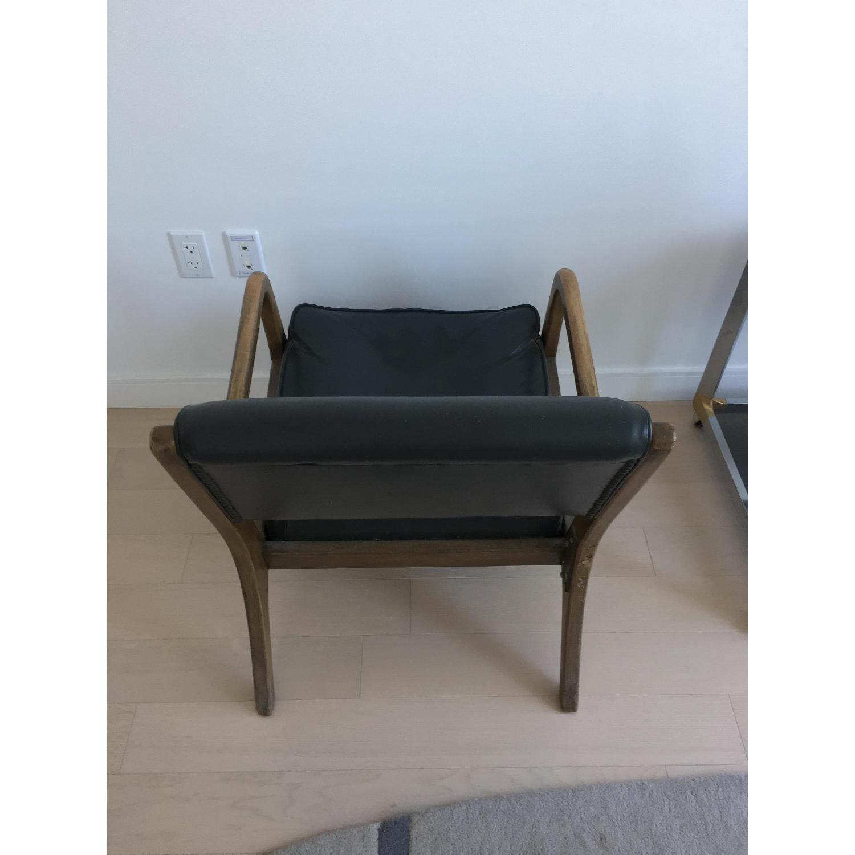Mid Century Modern Danish Scandinavian Design Armchair-1