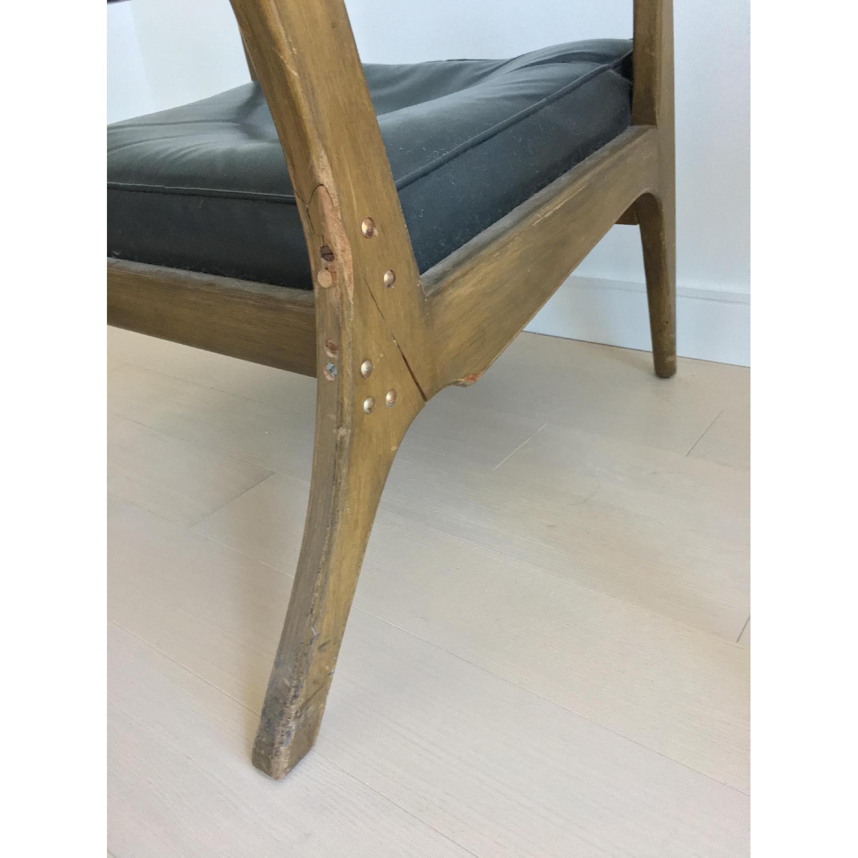 Mid Century Modern Danish Scandinavian Design Armchair-2