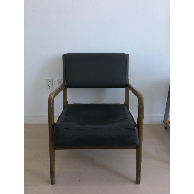 Mid Century Modern Danish Scandinavian Design Armchair-3