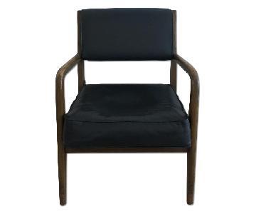 Mid Century Modern Danish Scandinavian Design Armchair