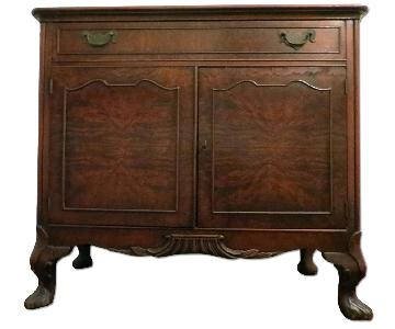 Small Queen Anne Cabinet
