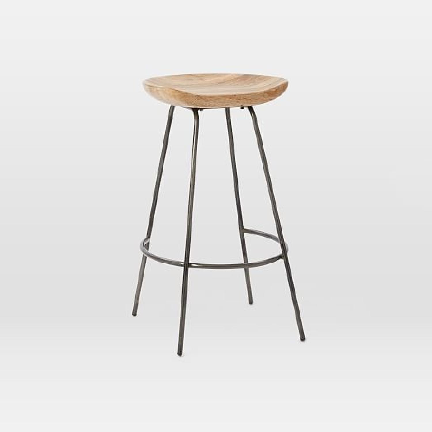 West Elm Alden Bar Stool Aptdeco
