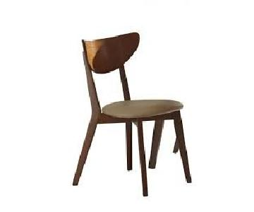 Kersey Dining Side Chair w/ Curved Back