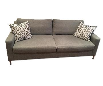 Raymour & Flanigan Lazar Contemporary Couch