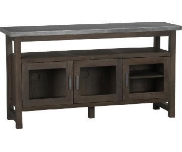 Crate & Barrel Galvin Sideboard