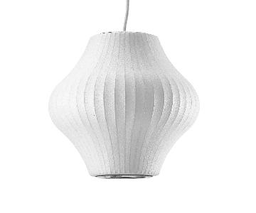 George Nelson Modernica Buble Pear Pendant