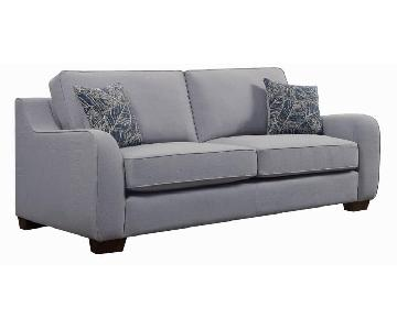 Astaire Sofa in Cement