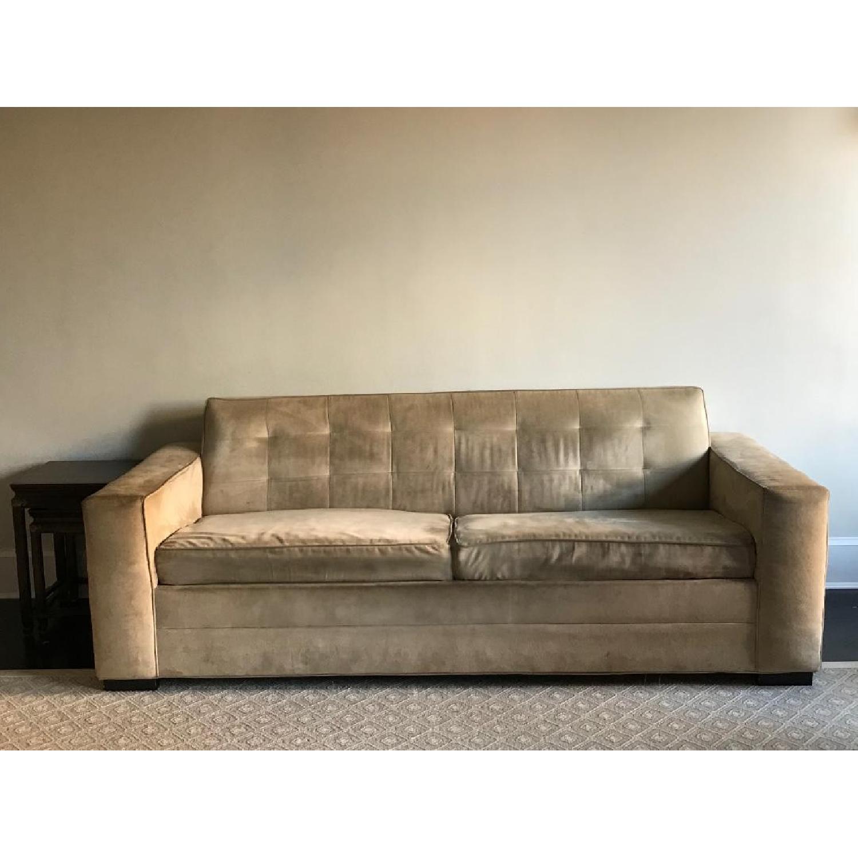 Mitchell Gold Bob Williams Sleeper Sofa Aptdeco