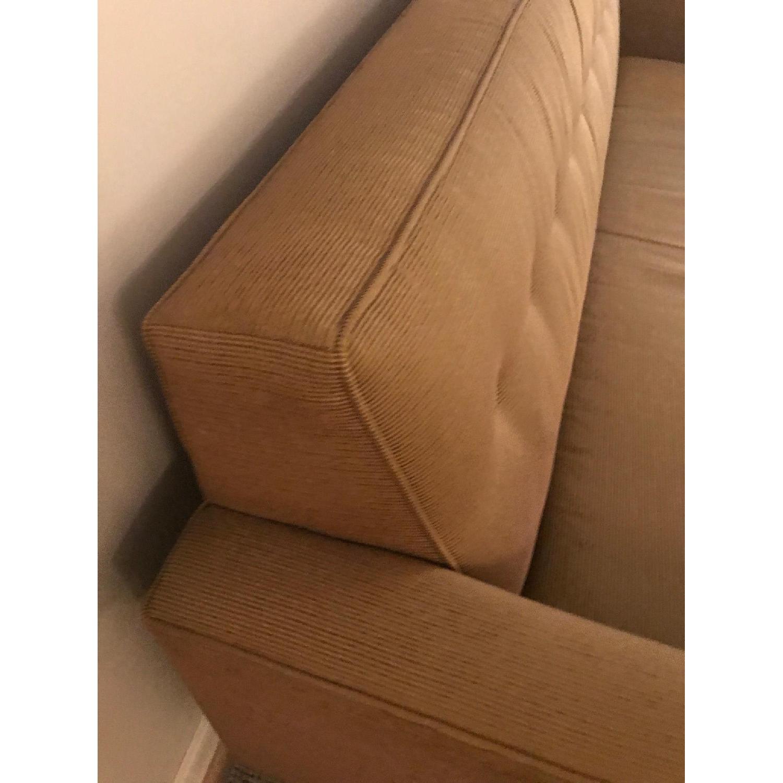 Design within reach bantam sofa aptdeco - Design within reach bed frame ...