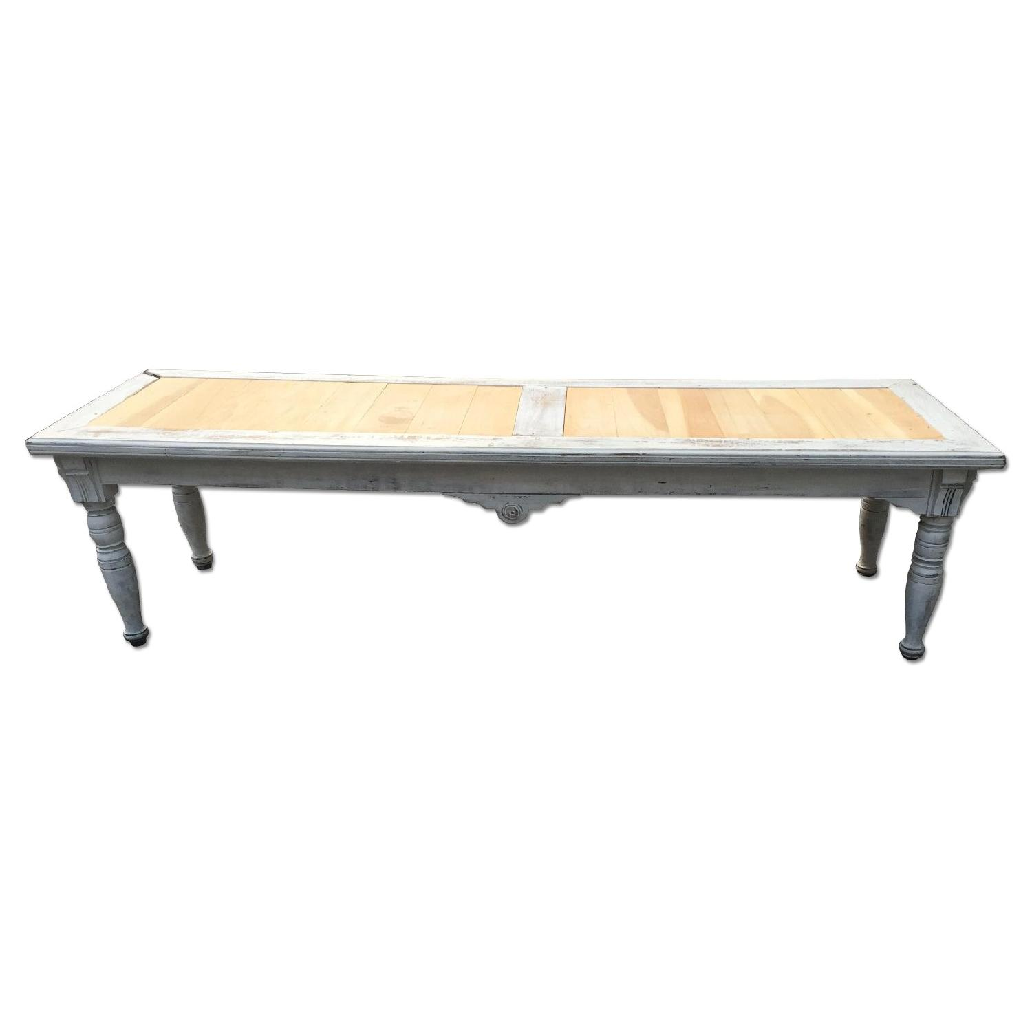 Refurbished Vintage Table - image-0