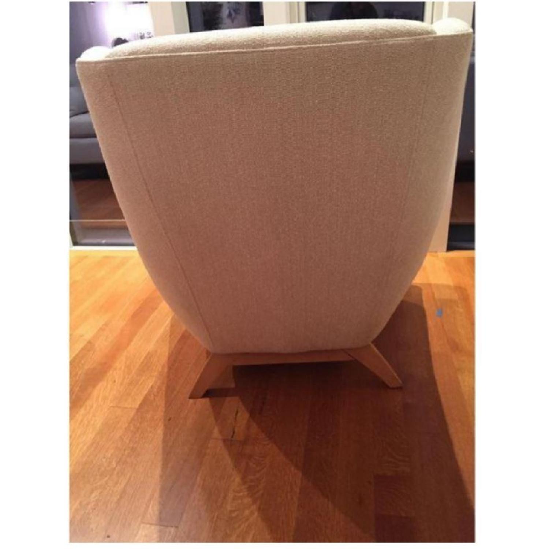 ABC Carpet & Home Dwell Studio Jensen Oatmeal Armchair - image-4