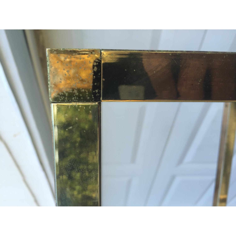 Mid-Century Modern Brass Etagere - image-4