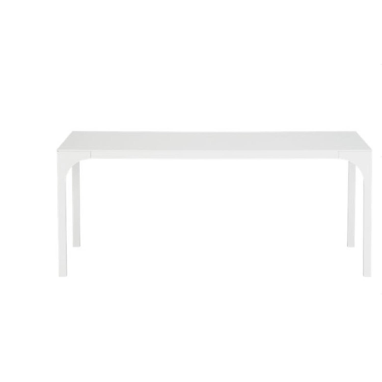 CB2 Aqua Virgo Dining Table - image-0