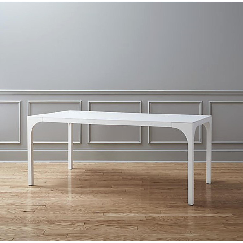CB2 Aqua Virgo Dining Table - image-3