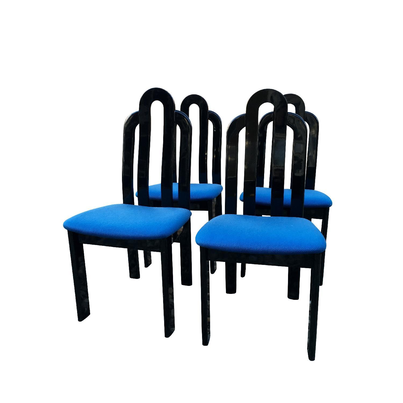 Tonon Inc. Mod Italian Dining Chairs - Set of 4 - image-1