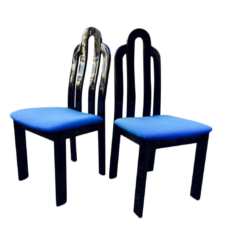 Tonon Inc. Mod Italian Dining Chairs - Set of 4 - image-3
