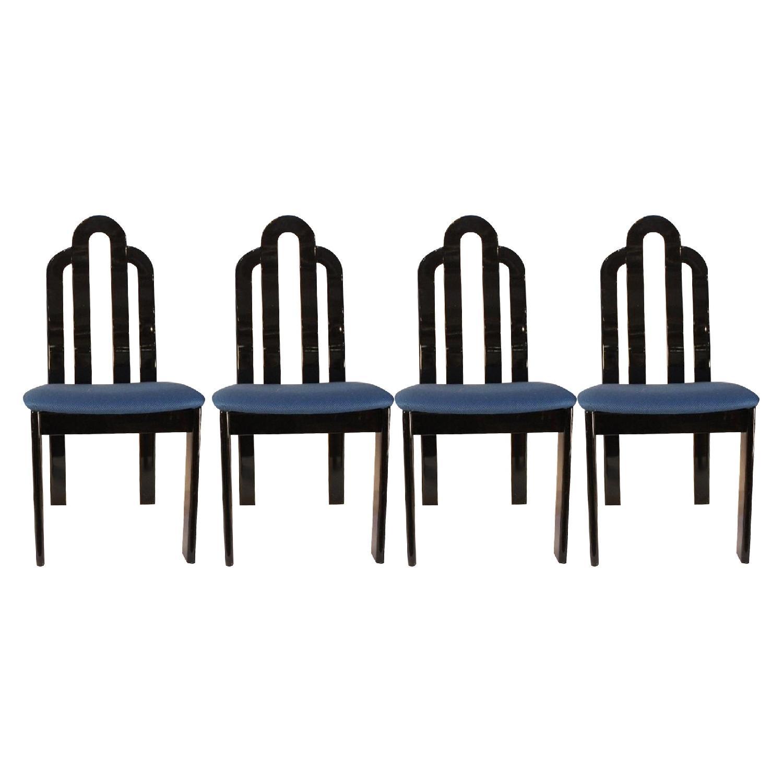Tonon Inc. Mod Italian Dining Chairs - Set of 4 - image-0