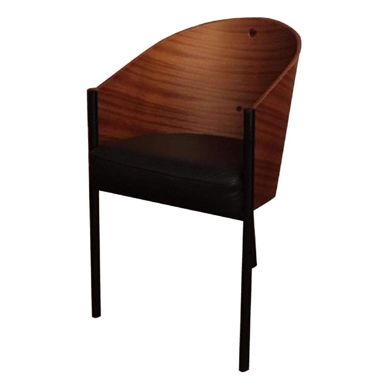 Driade Italy Phillip Stark Costes Chairs - 2 Available - image-0