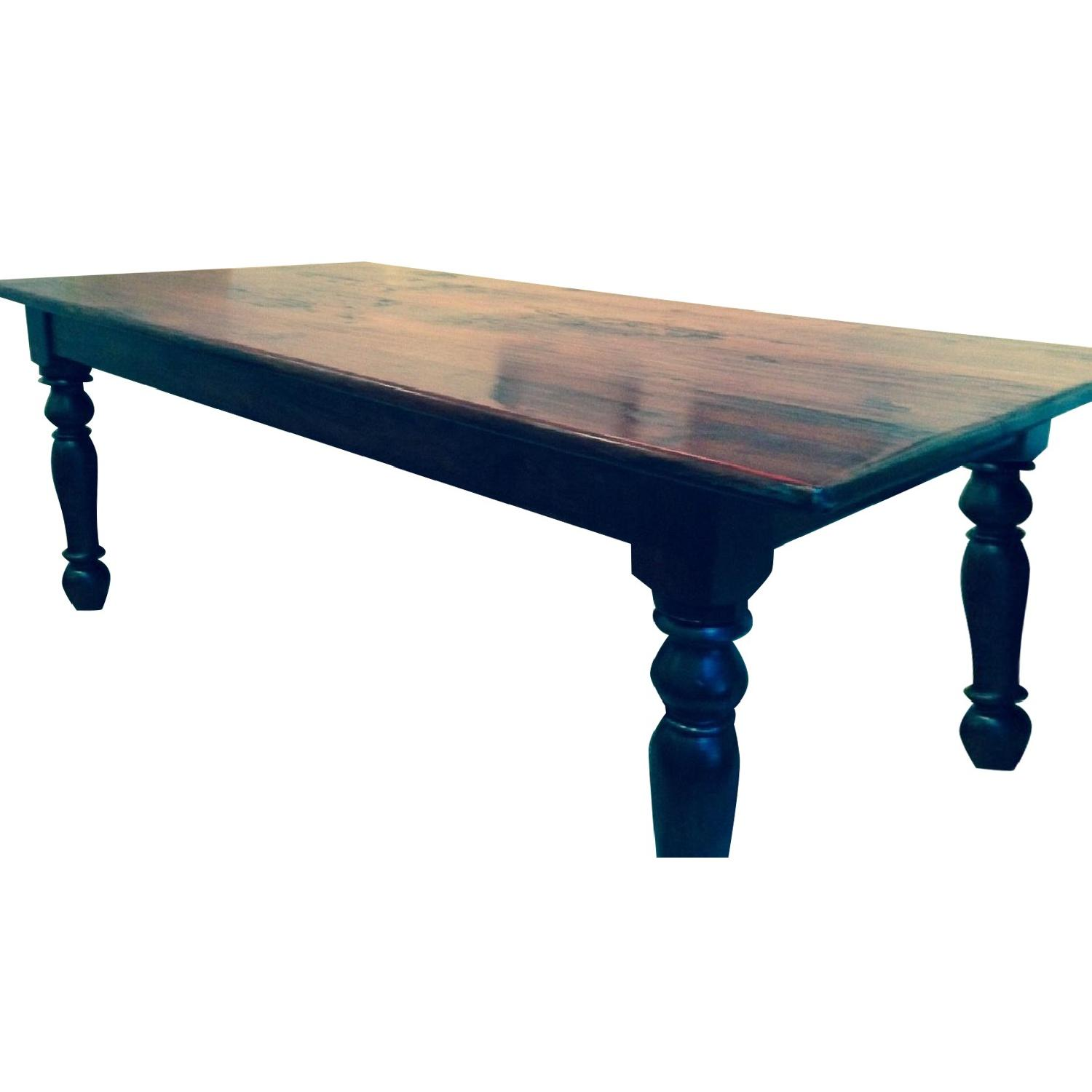 ABC Carpet & Home Solid Wood Dining Table - image-0