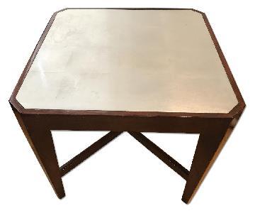 Pearl Top Coffee Table