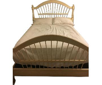 Ethan Allen French Country Bed Frame