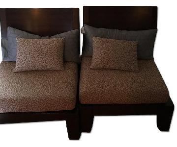 Indonesian Custom Made Accent Chair