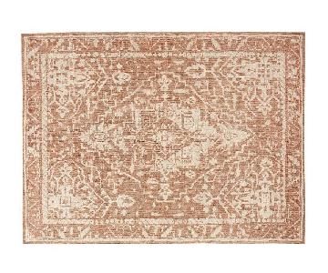 Pottery Barn Evelyn Wool & Cotton Area Rug