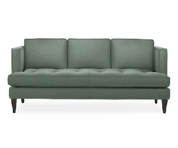 Room & Board Hutton Sofa in Vance Cloud