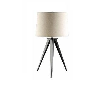 Coaster Table Lamp w/ Three-Leg Base